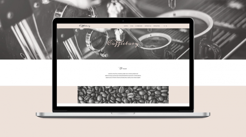 Coffeetory Web Design